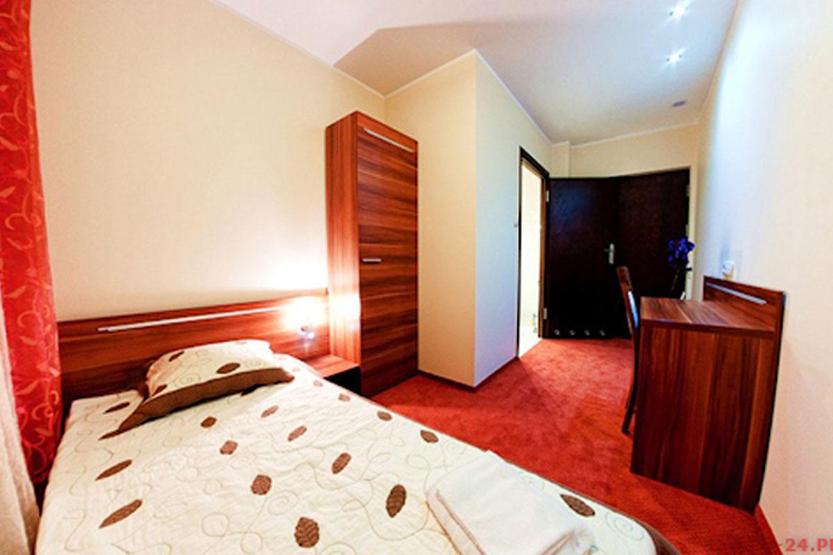 płock hotel